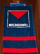 MELBOURNE-DEMONS-AFL-HAND-TOWEL-SET-OF-2-CA-AUSTRALIA