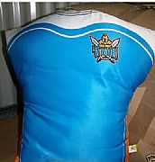 NRL-GOLD-COAST-TITANS-JERSEY-FOOTY-CUSHION-40-cm-NEW