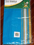 NRL-GOLD-COAST-TITANS-NEW-SET-OF-TWO-TEATOWEL-80-cm-X-70-cm