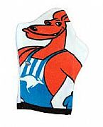 AFL-FACE-WASHER-MIT-TOWEL-KANGAROOS-SPECIAL-NEW