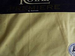 SINGLE-BOX-PLEATED-VALANCE-ROYAL-PREMERE-YELLOW-NEW