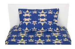NRL-NTH-QLD-COWBOYS-SINGLE-SHEET-SET-FITTED-FLAT-PC-NEW