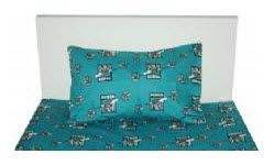 AFL-PORT-ADELAIDE-POWER-SINGLE-SHEET-SET-FIT-FLAT-P-NEW