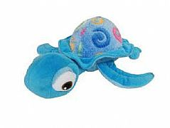 1-X-TOY-TURTLE-BRIGHT-AQUA-BLUE-CA-AUSTRALIA-23-CM-NEW