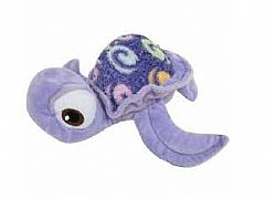 1-X-SOFT-TOY-TURTLE-BRIGHT-PURPLE-CA-AUSTRALIA-23-CM-NEW