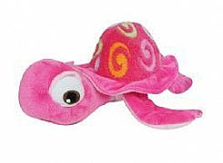 1-X-SOFT-TOY-TURTLE-BRIGHT-PINK-CA-AUSTRALIA-23-CM-NEW