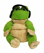 IFLOPS-LIME-GREEN-SOFT-TOY-CUTEST-FROG-BACK-PACK-40-cm-SPEAKERS-IPOD-IPHONE-MP3-GREAT-GIFT-BARGAIN
