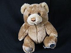 STORMS-OFFICIAL-NRL-PREMIERSHIP-BEAR-2007-WITHOUT-JACKET-PLAIN-NUMBERED-CRAFT-BEAR-