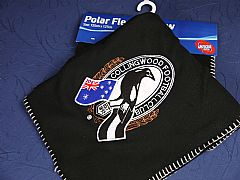OFFICIAL-AFL-COLLINGWOOD-MAGPIES-POLAR-FLEECE-THROW-WITH-EMBROIDERY