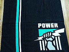 OFFICIAL-AFL-PORT-ADELAIDE-BEACH-TOWEL