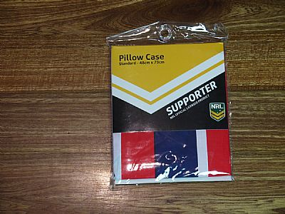 PILLOWCASE-DOUBLE-SIDED-NRL-OFFICIAL-SYDNEY-ROOSTERS