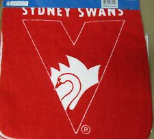OFFICIAL-AFL-SYDNEY-SWANS-Face-Washer-Pack-of-2