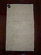 MODERN-STUNNING-SHAGGY-NATURAL-CREAM-FLOOR-RUG-MAT-50-cm-X-90-cm-NEW