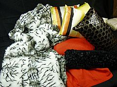 Black-and-White-multi-stunning-180-cm-x-250-cm-Husky-Faux-Fur-Throw-with-free-scatter-cushion