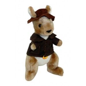 TALKING--KOALA-OR-KANGAROO-SWAGMAN-CA-AUSTRALIA-28-CM-NEW-GI-DAY-MATE-HOW-YA-GOING-AUSTRALIA